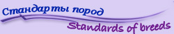 Стандарты пород